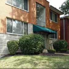 Rental info for Parkshire Apartments in the St. Louis area