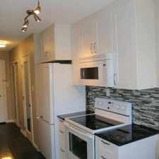 Rental info for 2 bedroom condo near Chinook Mall in the Windsor Park area