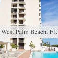 Rental info for West Palm Beach - Superb Apartment Nearby Fine ... in the Riviera Beach area