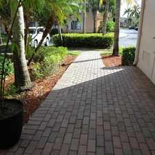 Rental info for 3 Bedrooms House - Immaculate And Well Maintain... in the Palm Beach Gardens area