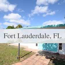 Rental info for House For Rent In Oakland Park. in the Oakland Park area