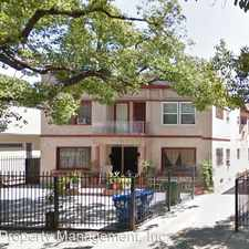 Rental info for 854 W. 41st Street in the Voices of 90037 area