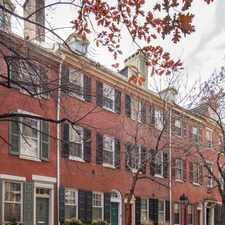 Rental info for 526 Spruce Street in the Philadelphia area