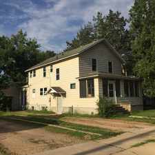 Rental info for 601 Franklin St. in the Stevens Point area