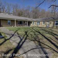 Rental info for 2604 Grant St in the Bettendorf area