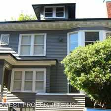 Rental info for 2156 NW DAVIS ST - 001 in the Portland area