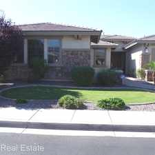 Rental info for 3851 E Tonto Pl.