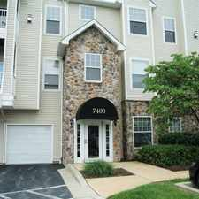 Rental info for 7400 Chadwell Circle #301
