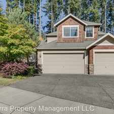 Rental info for 26038 SE 23rd Pl in the Sammamish area