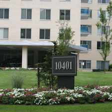 Rental info for 10401 Grosvenor Place #907 in the Wheaton area