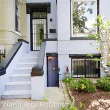 Rental info for 20 R ST NW Apt B in the LeDroit Park - Bloomingdale area