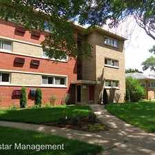 Rental info for 705 Dodge Ave. #1N in the Evanston area