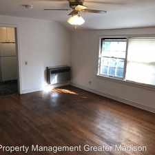 Rental info for 822 W. Lakeside St. - #17 in the Madison area