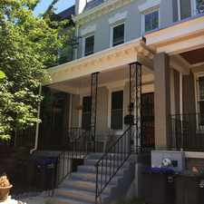 Rental info for 813 10th St. NE B in the Washington D.C. area