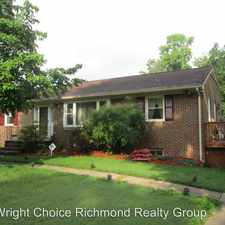 Rental info for 3612 Ghent Ct