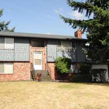 Rental info for Spacious 3 Bedroom 1 3/4 Bath split level home in Tacoma!!!