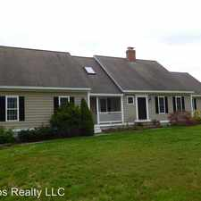 Rental info for 33 Marblehead Rd.