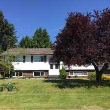 Rental info for Spacious 4 bedrooms Home for Rent - Tsawwassen Central