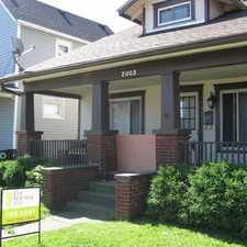 Rental info for 2003 W Jackson in the Muncie area
