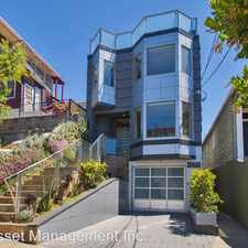 Rental info for 2311 19th Street - 2311 29th Street in the Potrero Hill area