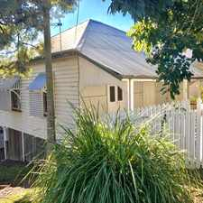 Rental info for AN AUCHENFLOWER STUNNER!