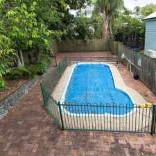 Rental info for SPEND THIS SUMMER BY THE POOL!!! in the Toowong area