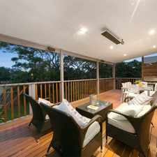Rental info for LOCATED IN ON THE BRISBANE'S INNER CITY HOTSPOTS!!!!