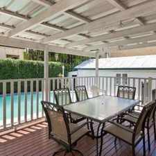 Rental info for BUDDS BEACH - 3 BEDROOM HOME WITH POOL!!! TIMBER FLOORS, PARTLY FURNISHED