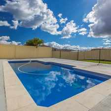 Rental info for THE ULTIMATE LIFESTYLE HOME WITH SWIMMING POOL in the Gold Coast area