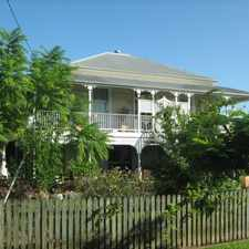 Rental info for Grand Old Lady with Pool in the Maryborough area
