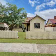 Rental info for DOUBLE BRICK COTTAGE in the Goulburn area