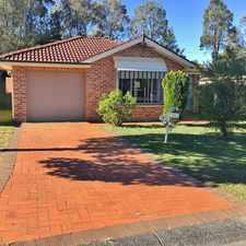 Rental info for Neat & Tidy Family Home in the Kanwal area
