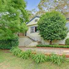 Rental info for Large Family Home - 3 Bedrooms plus Study in the Hornsby Heights area