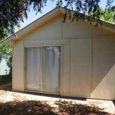 Rental info for COSY FLAT in the Dubbo area