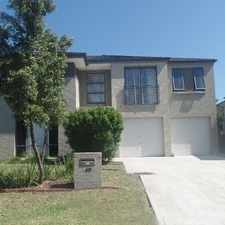 Rental info for Fabulous family home in the Wollongong area