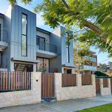 Rental info for BRAND NEW TOWNHOMES - ONLY 1 LEFT!!! in the Sydney area