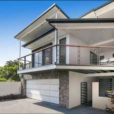 Rental info for LUXURY ON 3 LEVELS in the Brisbane area
