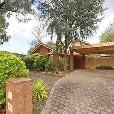 Rental info for In A Beautiful Location of Rowville! in the Melbourne area