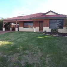 Rental info for Rent Reduced! Spacious family home in the Merriwa area