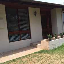 Rental info for NO DOUBT YOU WILL LOVE THIS HOUSE!!!!! in the Kardinya area