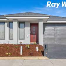 Rental info for CUTE AS A BUTTON! in the Pakenham area