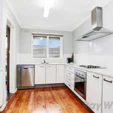 Rental info for Appealing Villa Unit in a highly sought after location in the Melbourne area