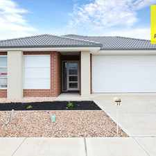 Rental info for Brand New Family Home in Featherbrook Estate in the Melbourne area