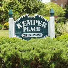 Rental info for Kemper Place