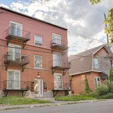 Rental info for 46 Carlyle in the Capital area