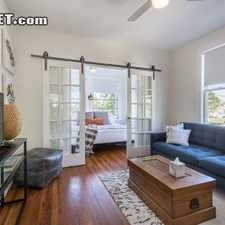 Rental info for $1400 1 bedroom Apartment in Pinellas (St. Petersburg) St Petersburg in the Historic Old Northeast area