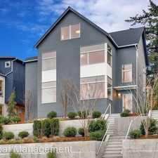 Rental info for 3721 Cascadia Ave S. in the Columbia City area