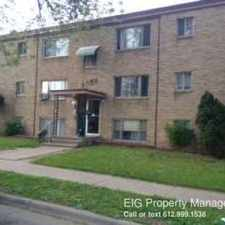 Rental info for 1871 7th St E in the St. Paul area