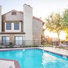 Rental info for La Costa in the Irving area