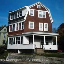 Rental info for 519 S. Beech Street in the Syracuse area